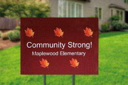 Community Strong - Maplewood Elementary